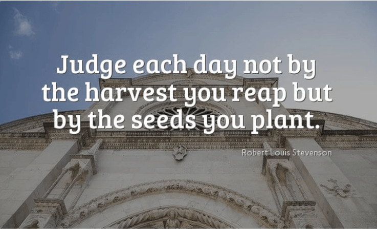 Inspiration Judge Each Day