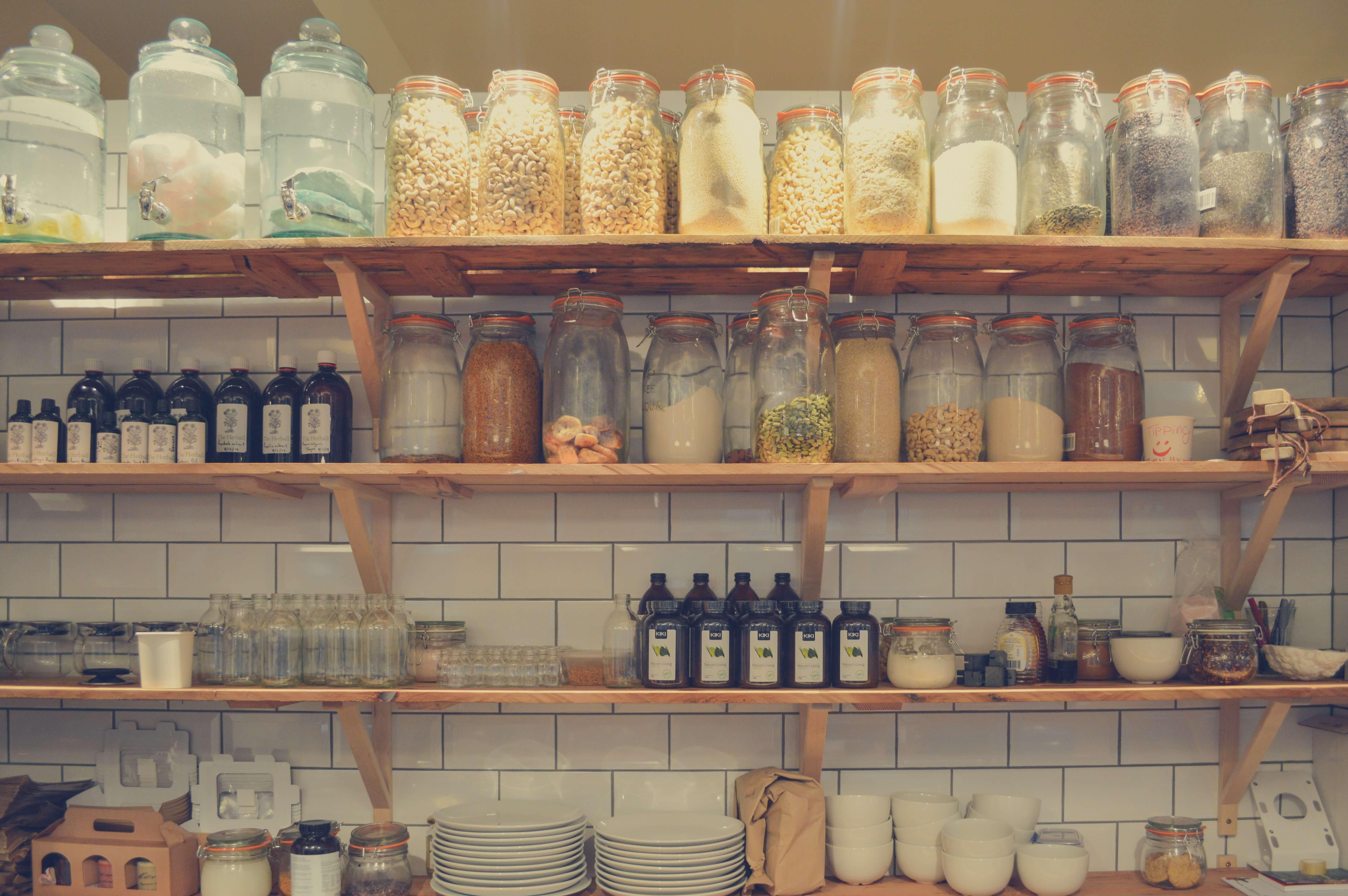 4 pointers to organize your kitchen