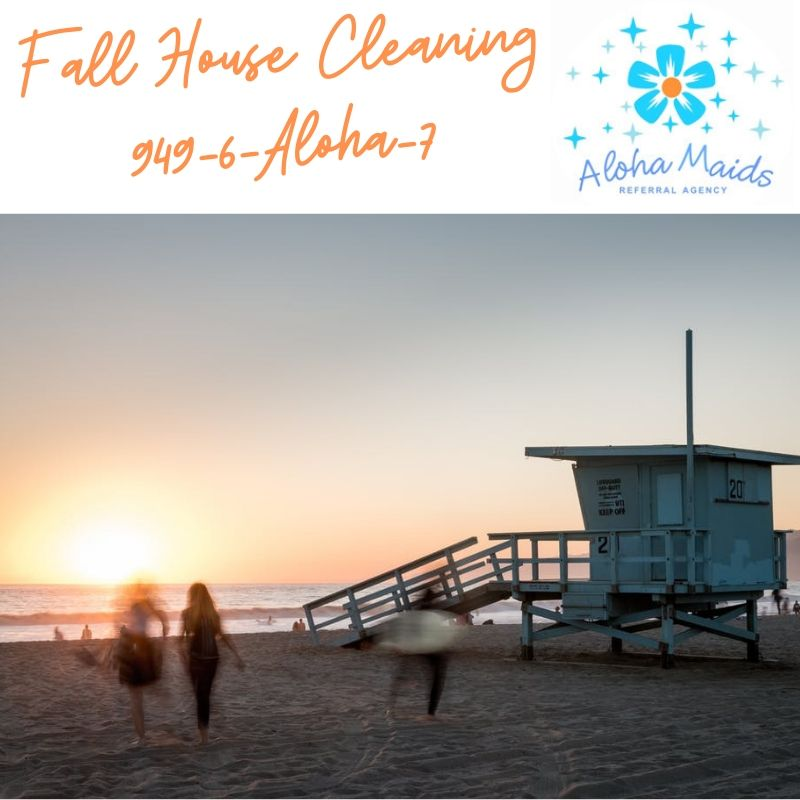 October House Cleaning Orange County
