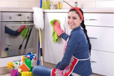 house cleaning alhambra