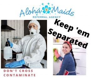house cleaning coronavirus los angeles orange county