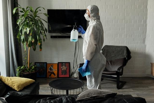 House Cleaning Coronavirus
