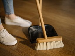 Cleaning during tough times